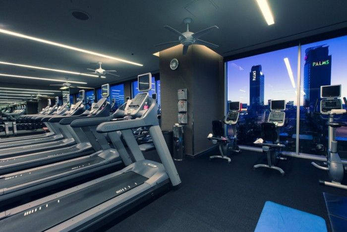 Fitness | Suites at The Palms Casino Resort