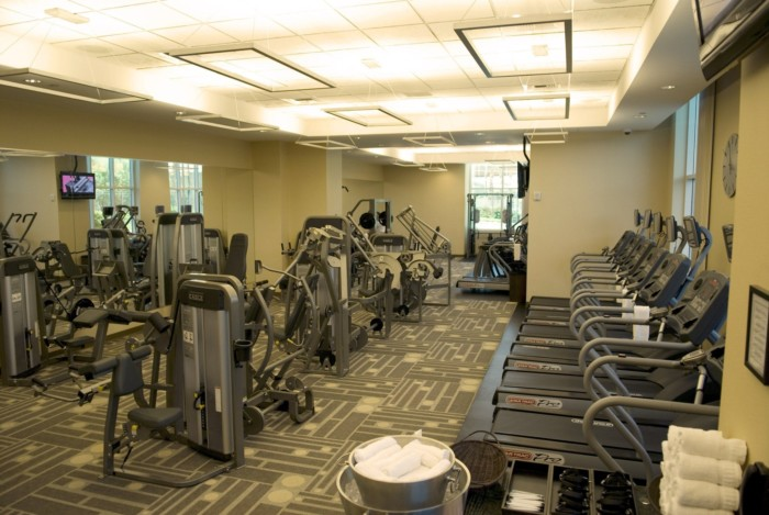 Fitness | Suites at The Signature at MGM Grand