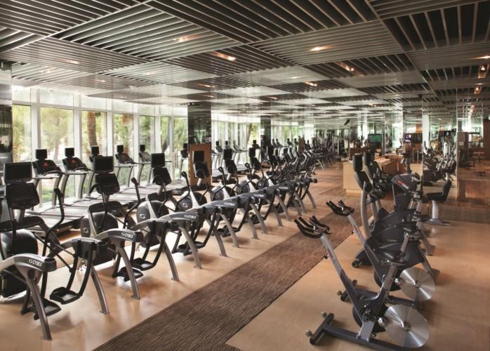Fitness Room | Suites at ARIA Resort & Casino Las Vegas