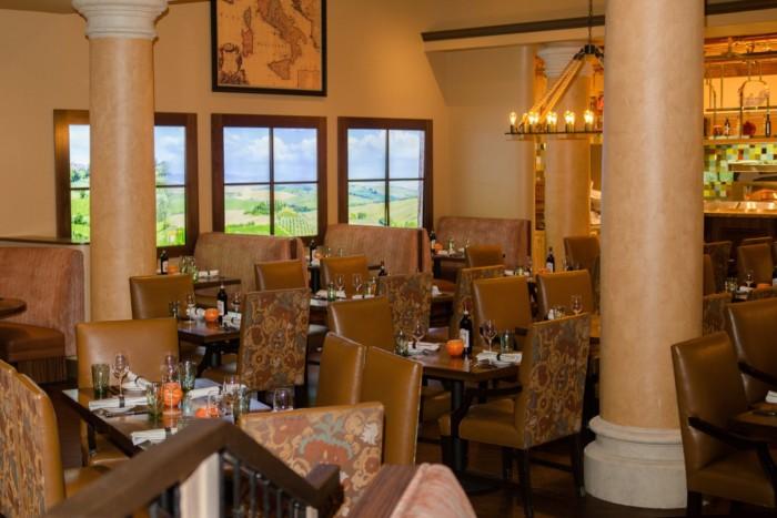 Fresco Italian Restaurant | Suites at Westgate Las Vegas