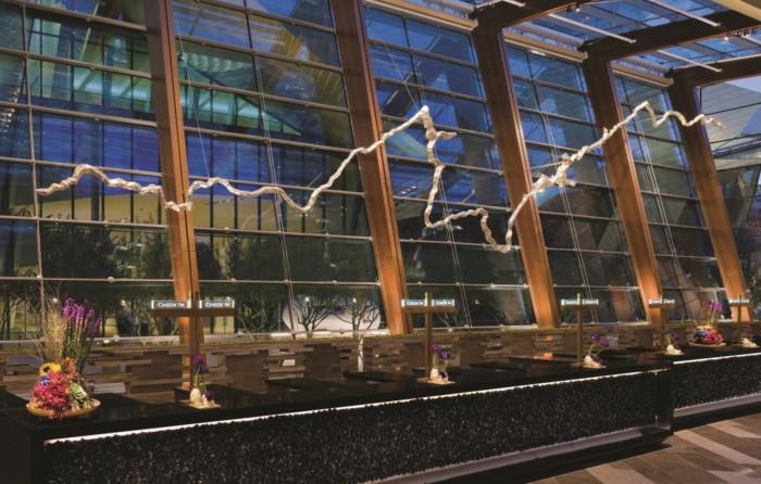 Front Desk | Suites at ARIA Resort & Casino Las Vegas