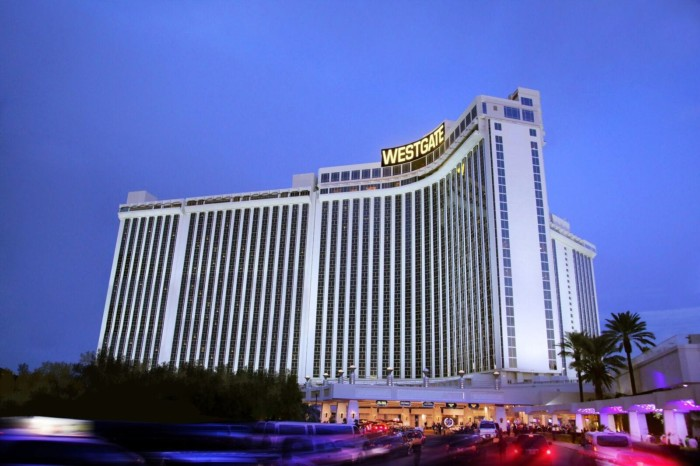 Front | Suites at Westgate Las Vegas