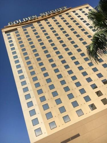 Golden Nugget Property Shot | Suites at Golden Nugget Las Vegas Hotel & Casino