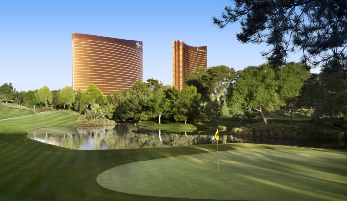 Golf - Hole 11 | Suites at Wynn Las Vegas