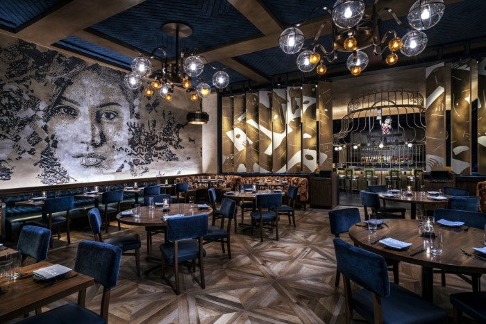 Greene St Dining Room | Suites at The Palms Casino Resort