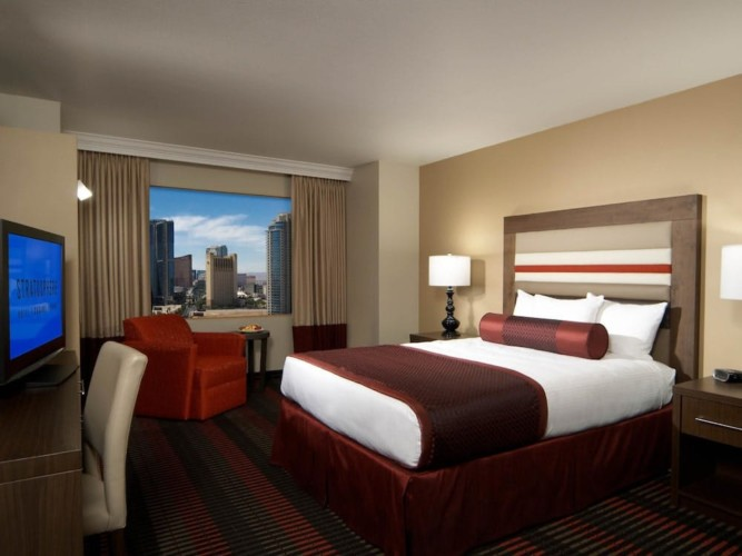 Chambre d'amis | Suites at Stratosphere Hotel, Casino & Tower, BW Premier Collection