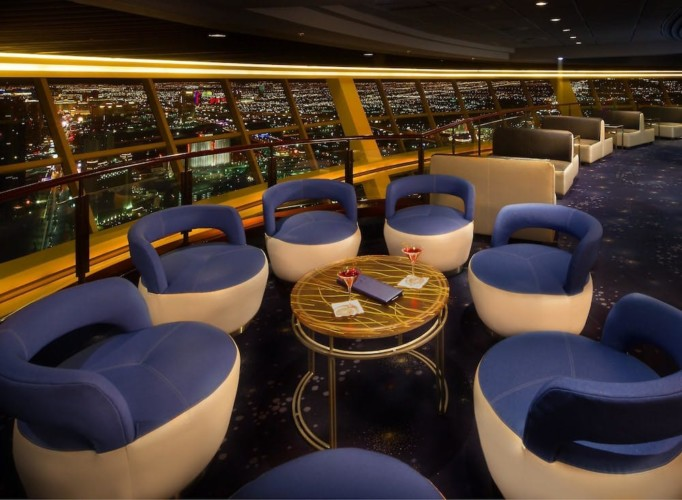 Hotel Bar | Suites at Stratosphere Hotel, Casino & Tower, BW Premier Collection