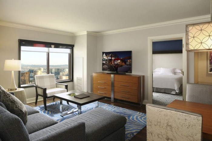 2 Bedroom Suites In Las Vegas For 4 For 6 Or More Las