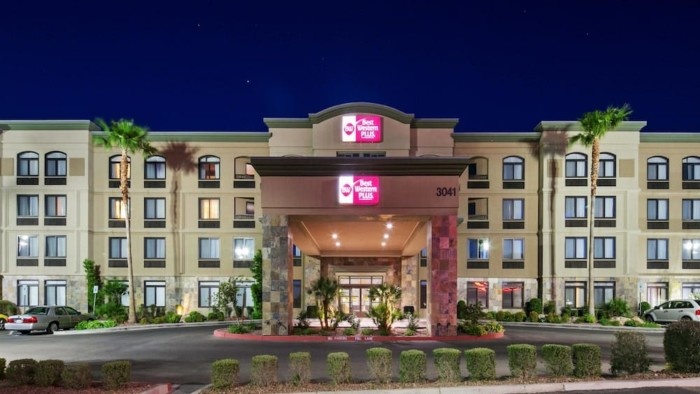 Best Western Plus Las Vegas South Henderson