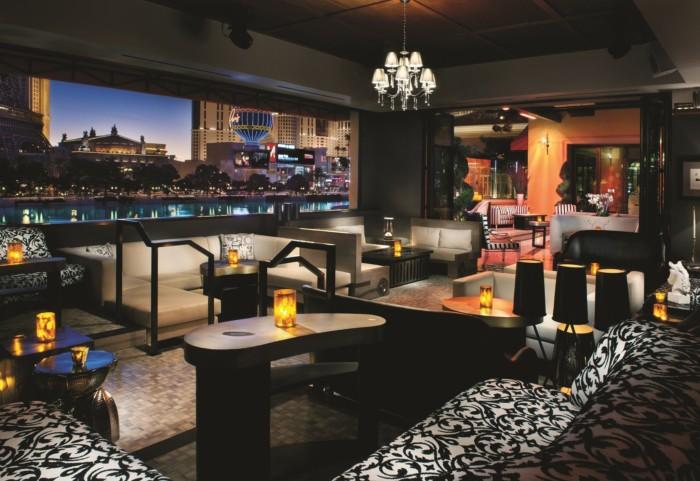 Hyde Bellagio Interior | Suites at Bellagio