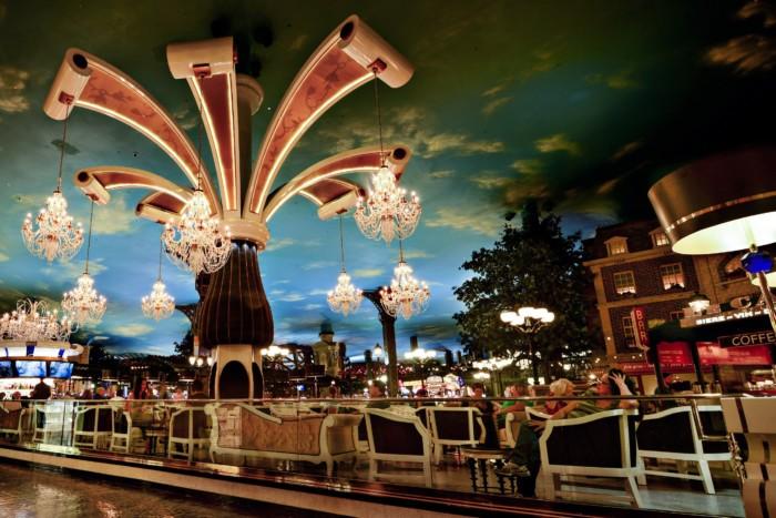 Inside | Suites at Paris Las Vegas