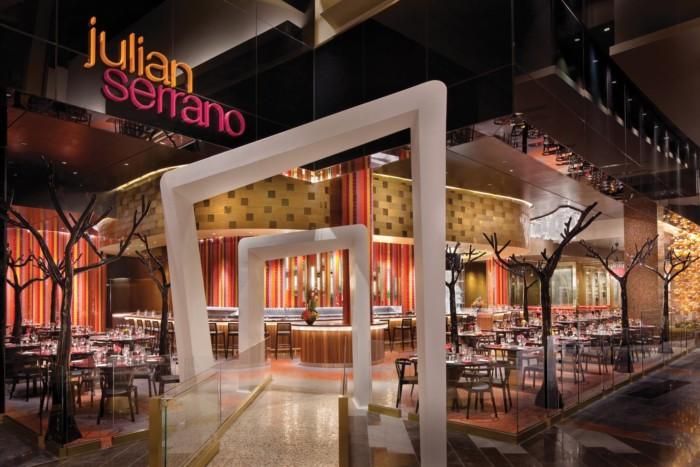 Julian Serrano | Suites at ARIA Resort & Casino Las Vegas