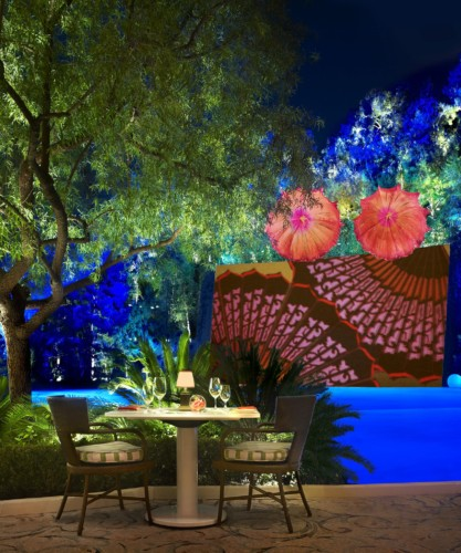 Lake of Dreams Lakeside Terrace | Suites at Wynn Las Vegas
