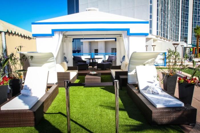Lanai | Suites at Westgate Las Vegas