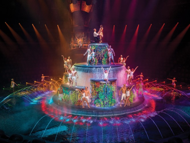 Le Reve | Suites at Wynn Las Vegas