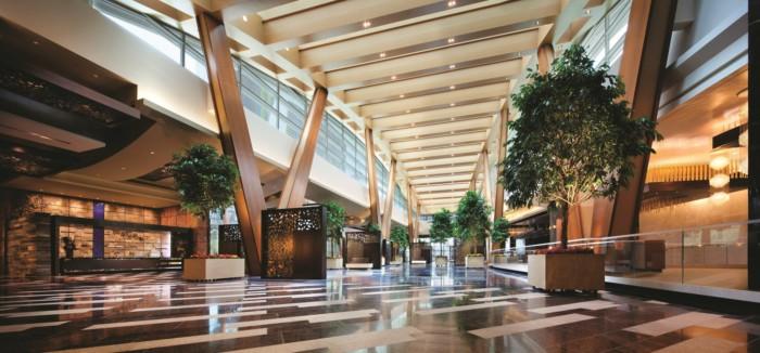 Lobby | Suites at ARIA Resort & Casino Las Vegas