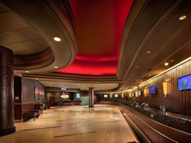 Lobby | Suiten im Stratosphere Hotel, Casino & Tower, BW Premier Collection