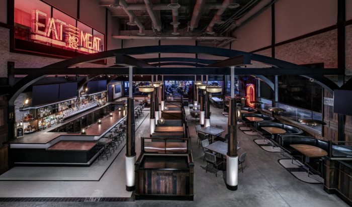 Mabel SBBQMain Dining Room Courtesy Clint Jenkins | Suites at The Palms Casino Resort