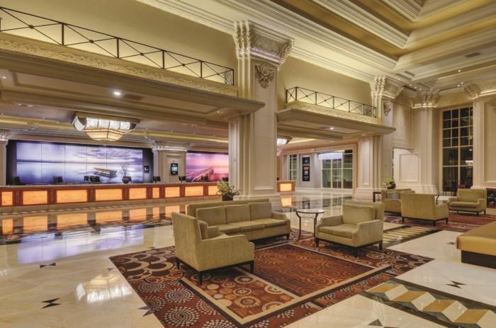 Mandalay Bay Lobby | Suites at Mandalay Bay Resort and Casino