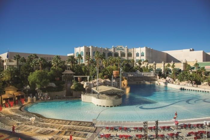 Mandalay Bay Pool | Suites at Mandalay Bay Resort and Casino