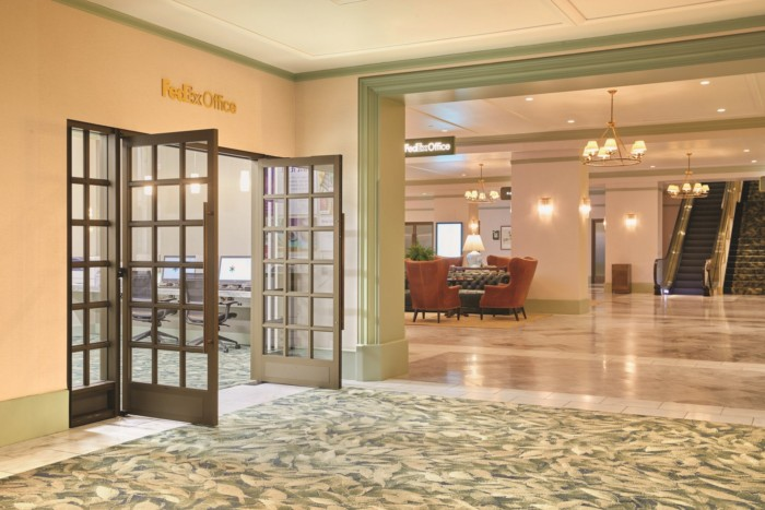 Meeting And Convention Foyer | Suites at Park MGM Las Vegas