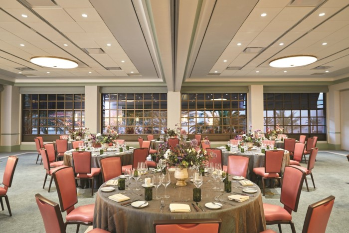 Meeting And Convention Griffith Space | Suites at Park MGM Las Vegas