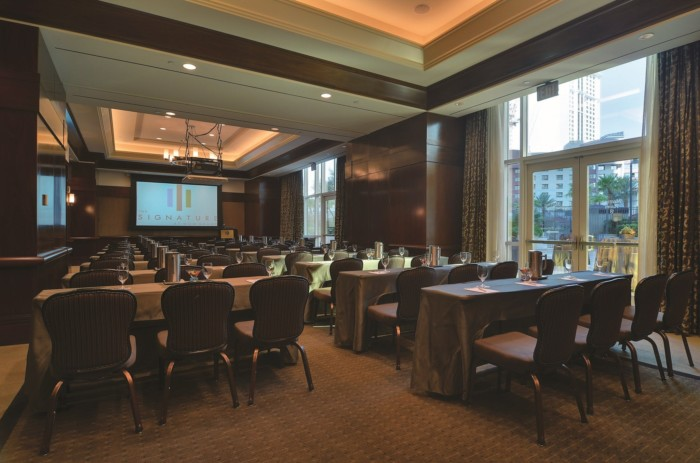 Meeting Room | Suites at The Signature at MGM Grand