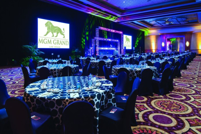 Meeting Space | Suites at MGM Grand Hotel & Casino