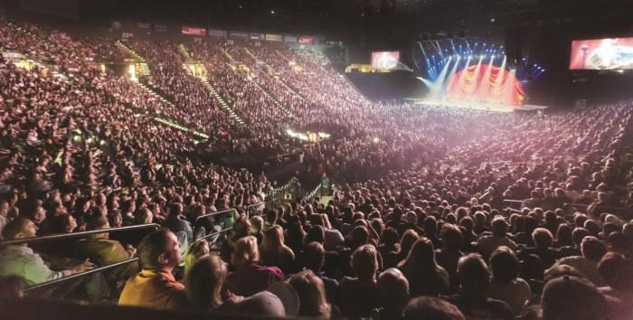 MGM Grand Arena | Suites at The Signature at MGM Grand