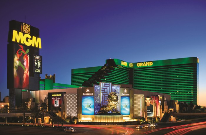 MGMHero Shot | Suites at MGM Grand Hotel & Casino