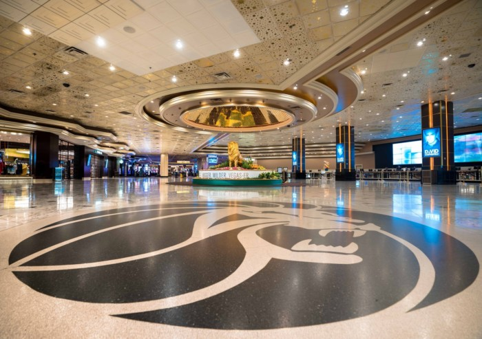 MGMLobby | Suites at MGM Grand Hotel & Casino