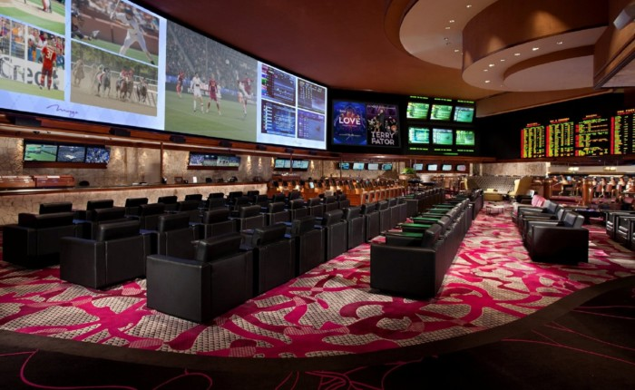 Mirage Race And Sports Lounge | Suites at Mirage Resort & Casino