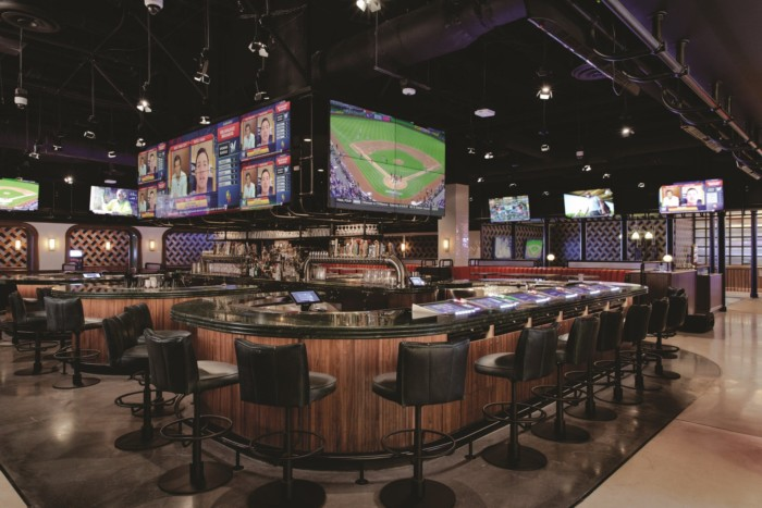 Moneyline Sports Bar and Book | Suites at Park MGM Las Vegas