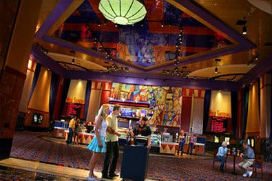 Movie Theaters at South Point | Suites at South Point Hotel, Casino, and Spa