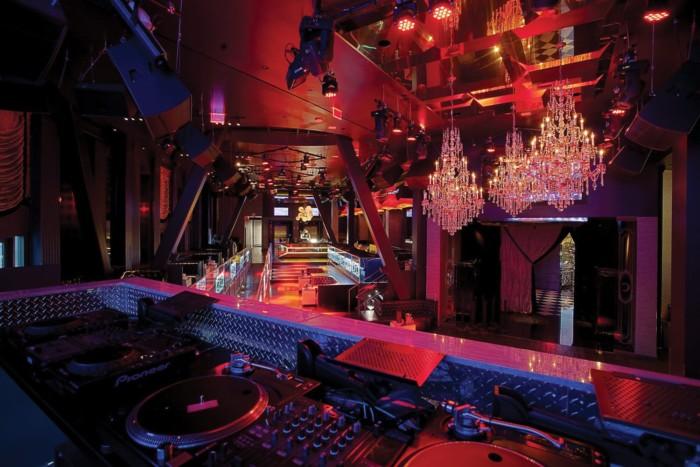 Nightclub | Suites at Paris Las Vegas