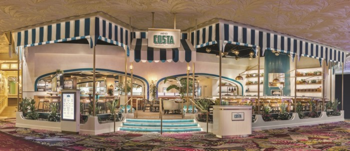 Osteria Costa | Suites at Mirage Resort & Casino