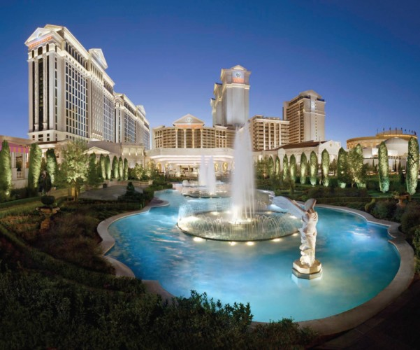 Outside | Suites at Caesars Palace