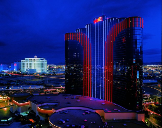 Outside | Suites at Rio All-Suite Hotel & Casino