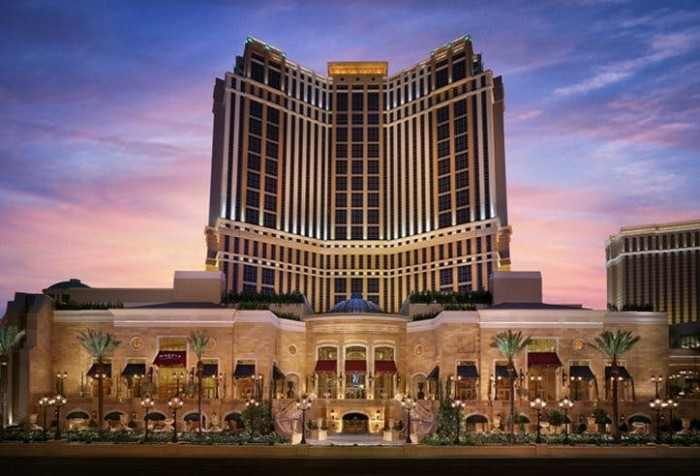 Palazzo at Dawn | Suites at The Palazzo Resort Hotel & Casino