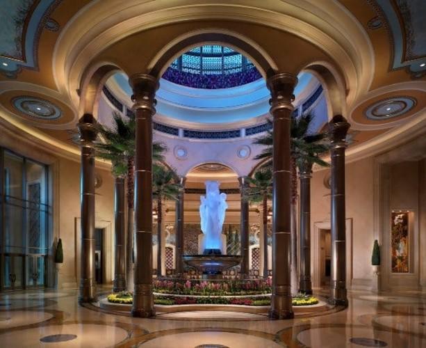 Palazzo Lobby | Suites at The Palazzo Resort Hotel & Casino