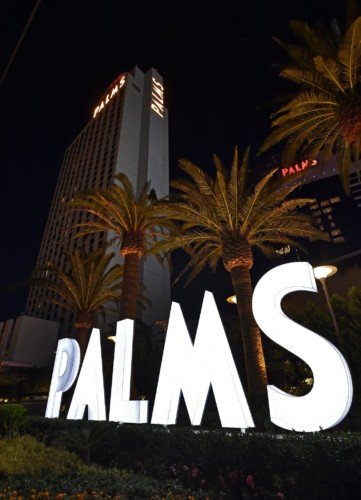 Palms Exterior | Suites at The Palms Casino Resort