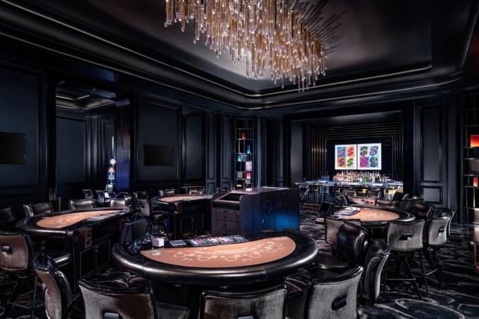Palms High Limit Warhol V   Suites at The Palms Casino Resort