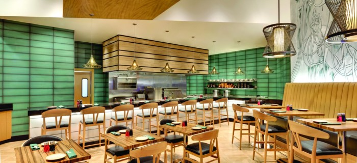 Palms Send Noodles Dining Panorama | Suites at The Palms Casino Resort