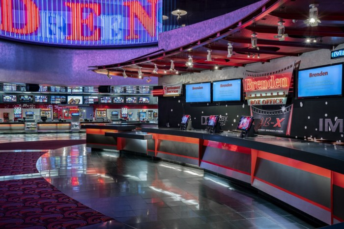 Palms Theater V | Suites at The Palms Casino Resort