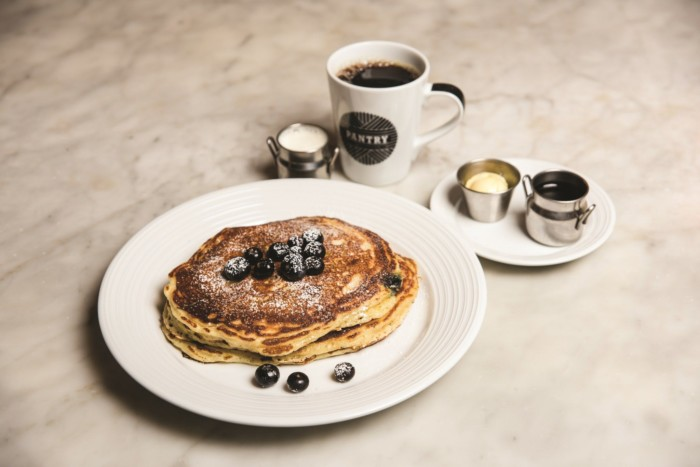 Pantry Pancakes | Suites at Mirage Resort & Casino