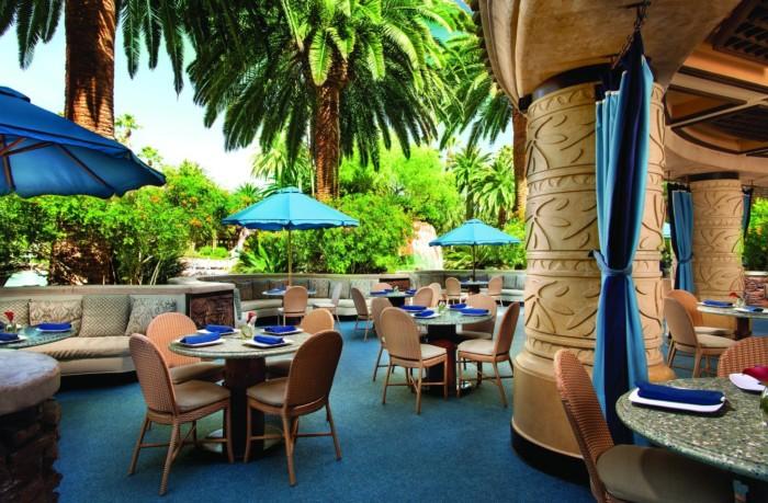 Paradise Cafe | Suites at Mirage Resort & Casino