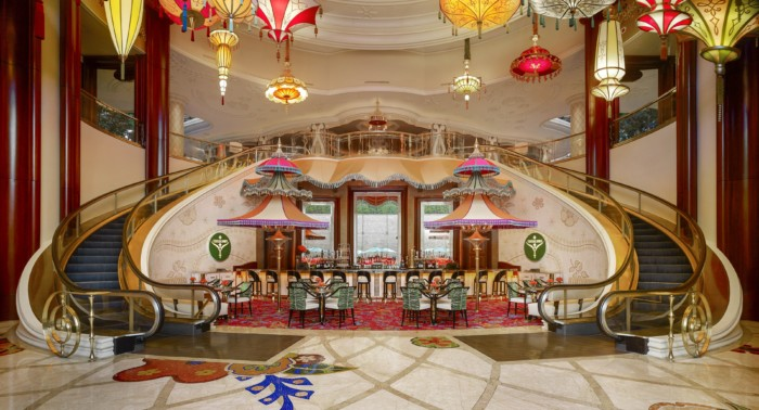 Parasol Down Main | Suites at Wynn Las Vegas