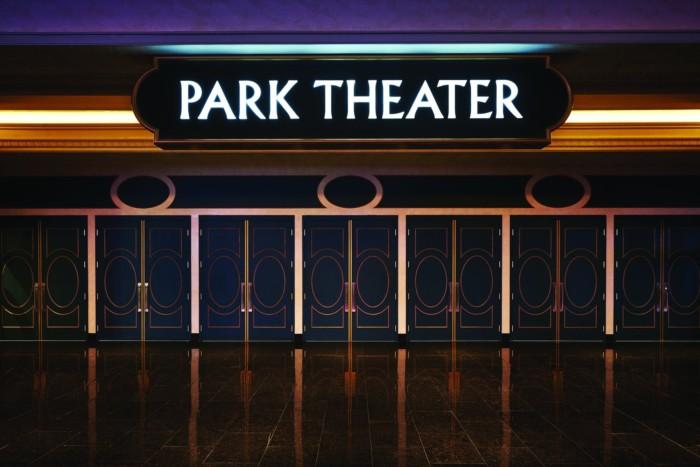 Park Theater | Suites at Park MGM Las Vegas