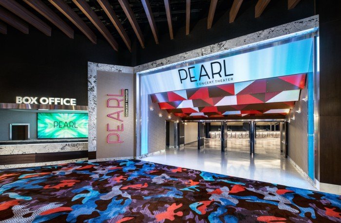 Pearl Entrance Final | Suites at The Palms Casino Resort
