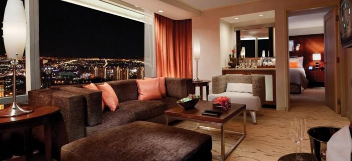Picture of ARIA Corner Suite Strip View